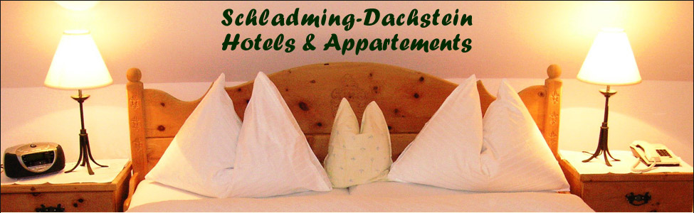 Schladming-Dachstein Hotels & Appartements